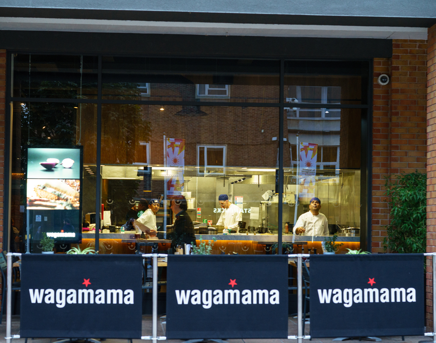 Asian food franchise Wagamama sold to Frankie & Benny's owner, The Restaurant Group