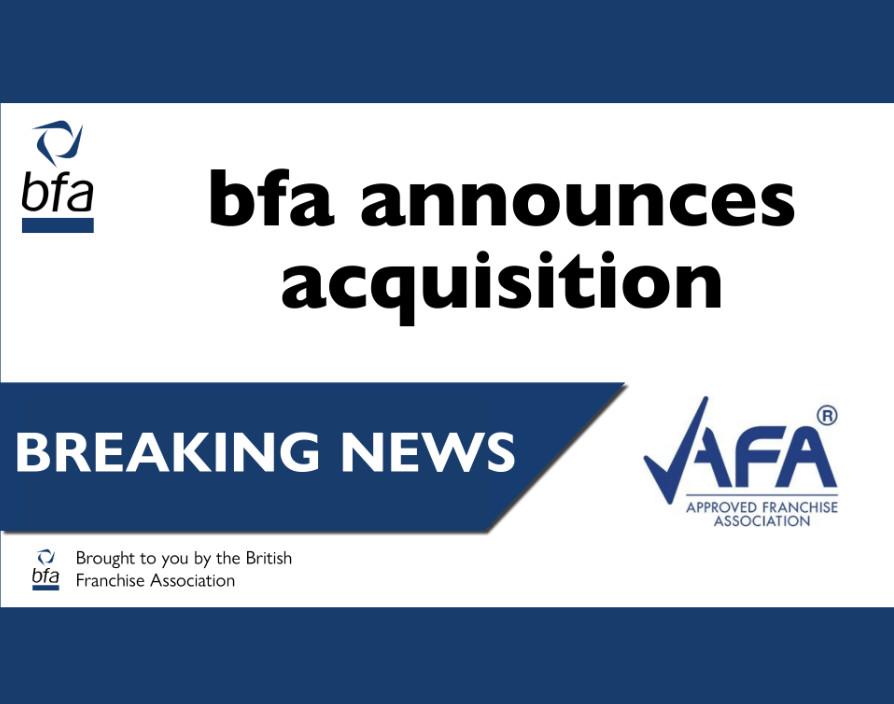 Two UK franchising bodies unite