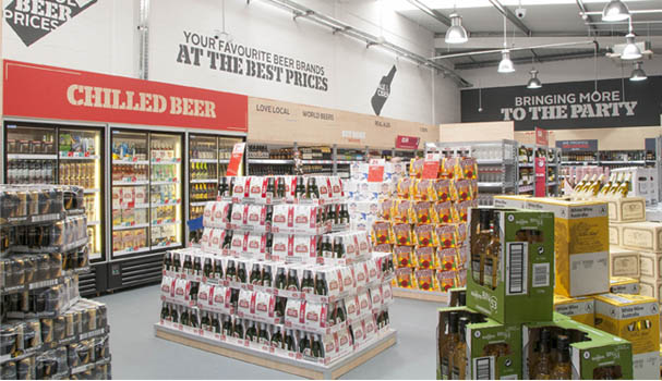 Bargain Booze to waive franchise fees for 100 new franchisees