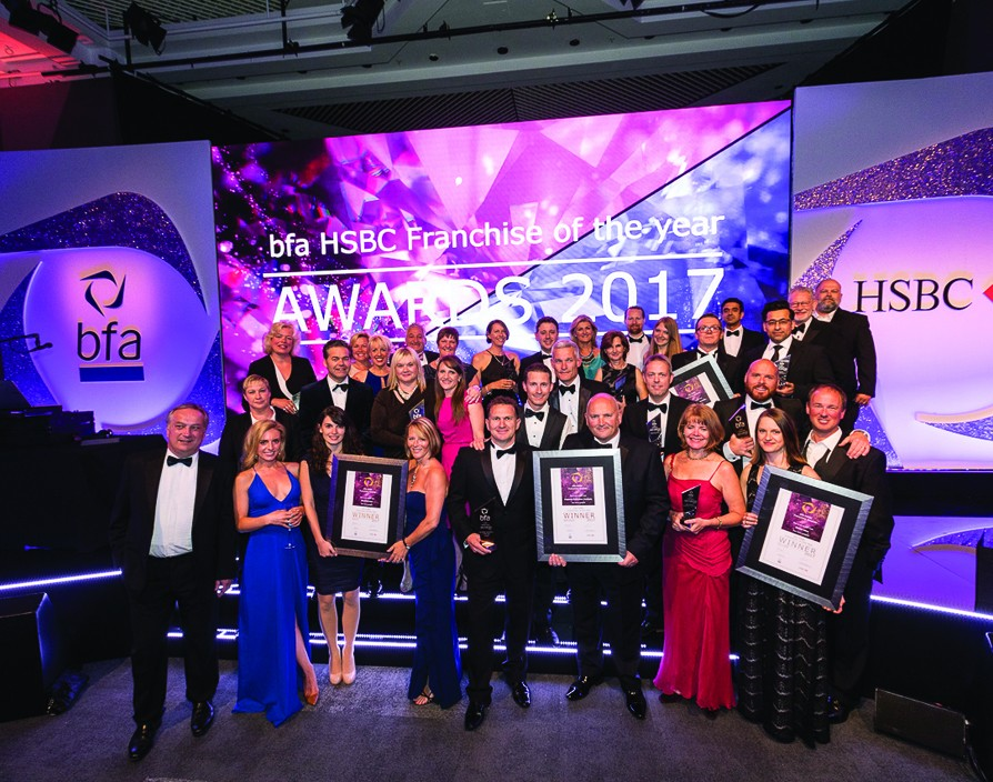 The bfa HSBC Franchise Awards opens for entries