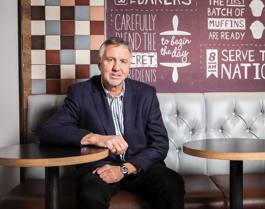 Breaking the mould: how Michael Arbuckle is upping Britain's cafe game