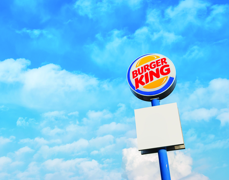 Burger King wins award at the Cannes Lions International Festival of Creativity