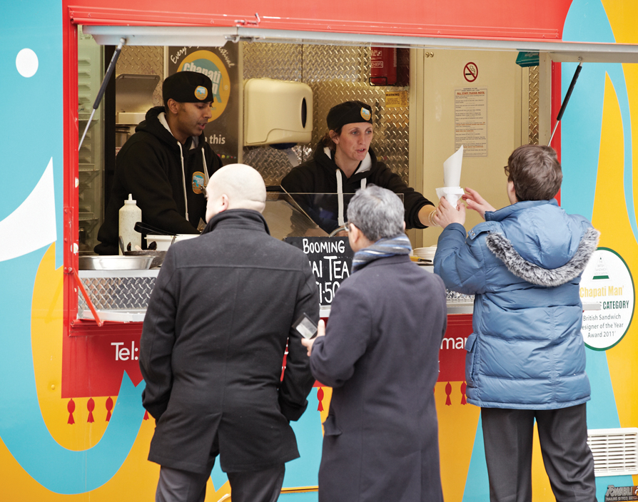 Chapati Man expands to New York by signing up a new master franchisee