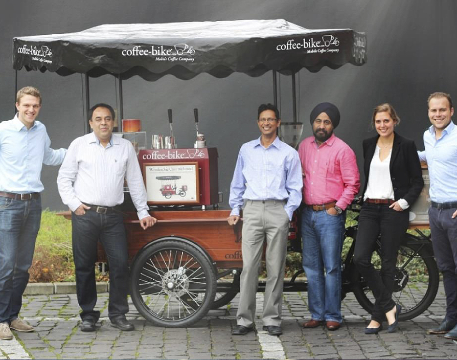 Coffee-Bike appoints new master franchisee in India
