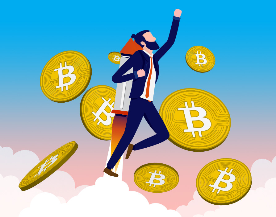 Convert your cryptocurrency into a franchise