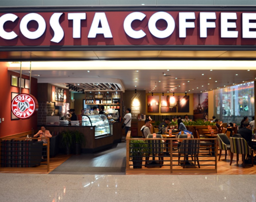 Costa Coffee brews up further expansion