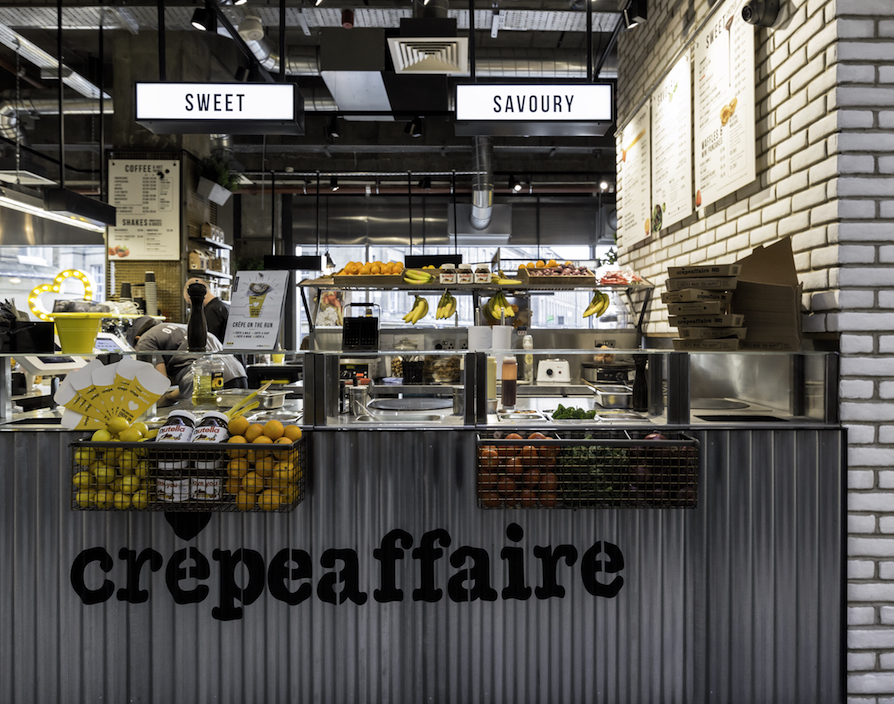 "Crêpeaffaire's founder inspired by his childhood to make the ""humble crepe"" a global brand"
