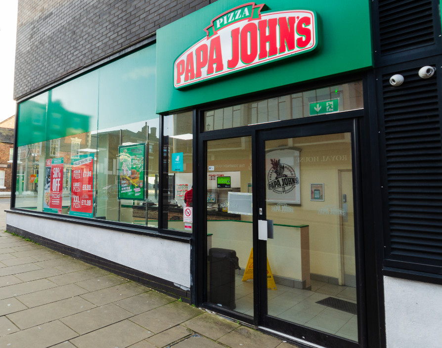 Double topping for Papa John's as popular pizza chain celebrates back-to-back successes