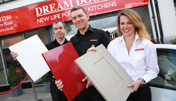 Dream Doors expands into Ireland