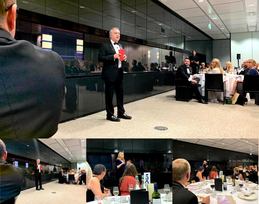 EF100 Celebratory Evening at HSBC Canary Wharf Headquarters