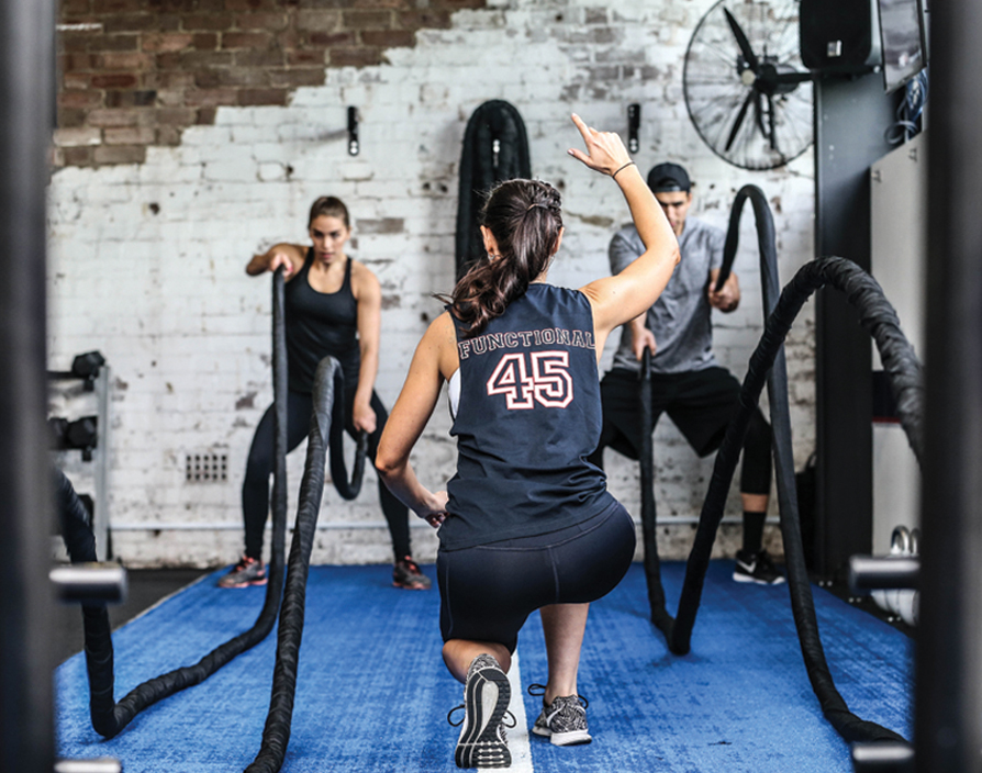 F45 opens fifth UK franchise
