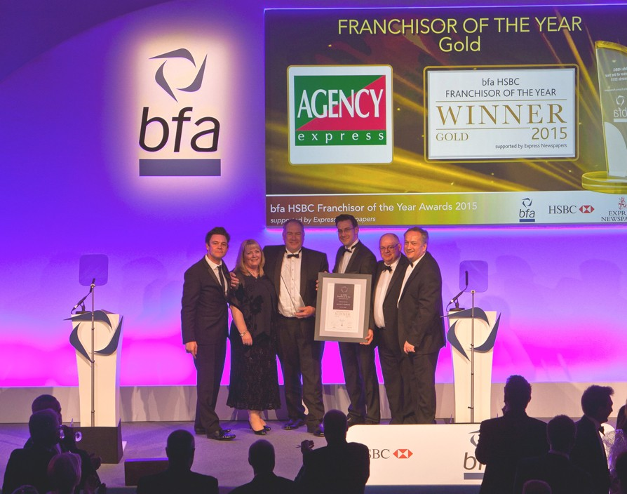 Finalists announced for bfa HSBC Franchisor of the Year Awards 2016