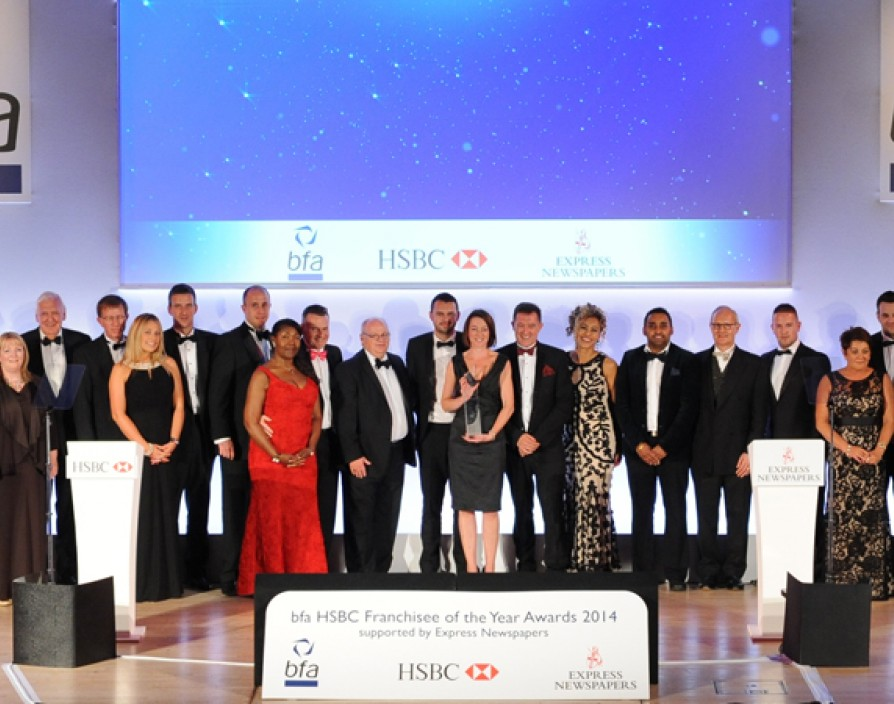 Finalists revealed for bfa HSBC Franchisee of the Year Awards 2015