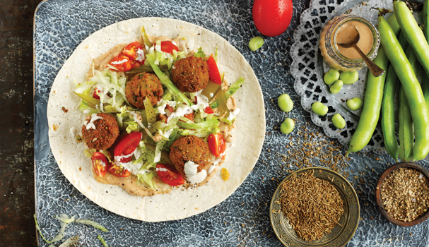 Franchise in the spotlight: Just Falafel