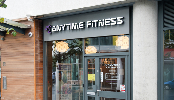 Franchise in the spotlight: Anytime Fitness