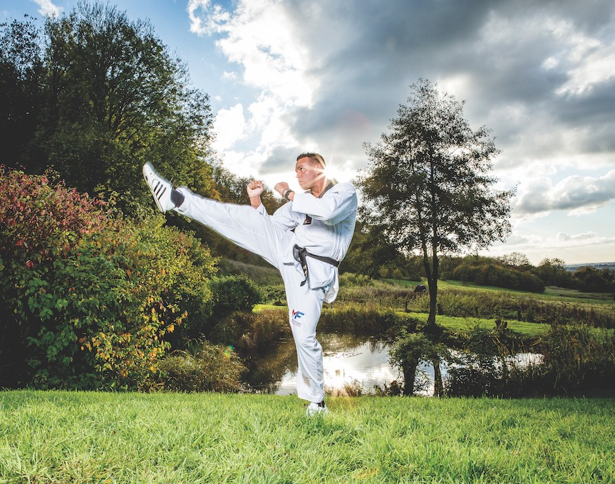 From bullied schoolboy to martial arts master, Matt Fiddes attributes franchise success to mentor and friend Michael Jackson