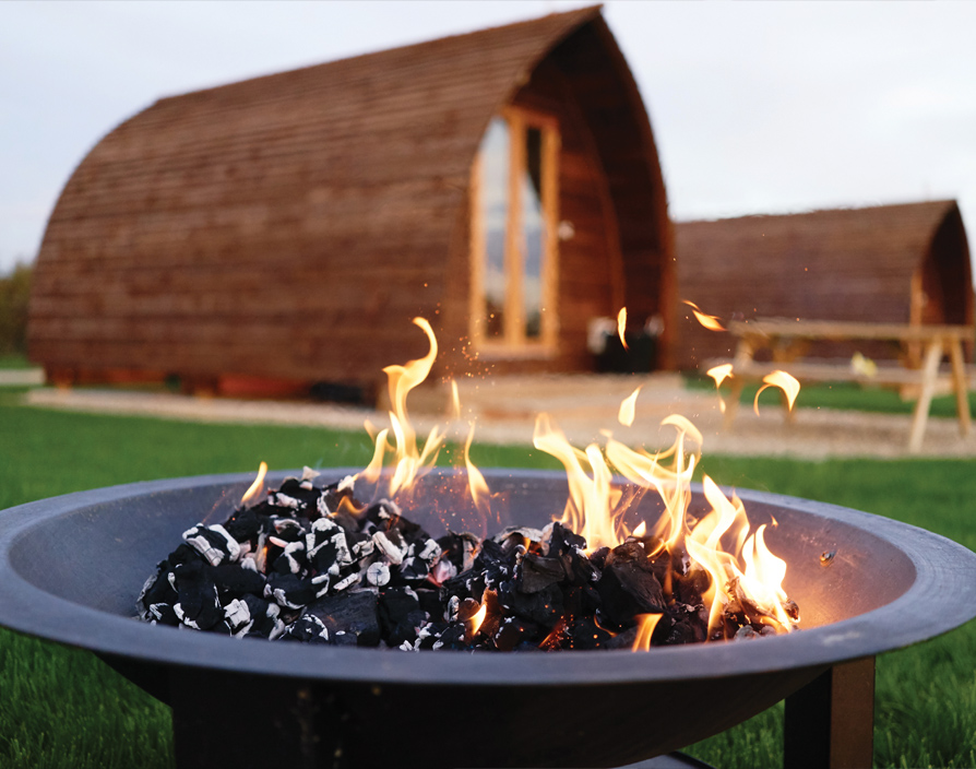 Glamping franchise Wigwam Holidays is glamorising the camping industry