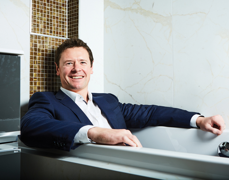 Grout expectations: Danny Hanlon has big plans for Trend Transformations