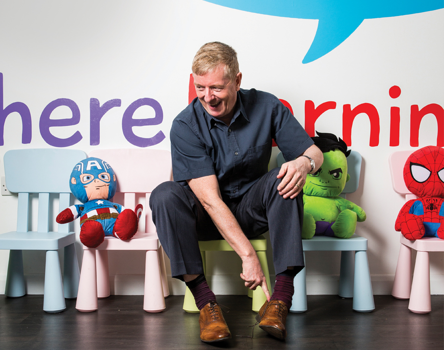How Ian Sharland is bringing the wow factor into franchising