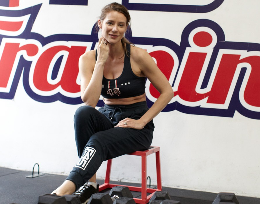 How fitness lover Jocette Coote is balancing motherhood, modelling and two F45 franchises