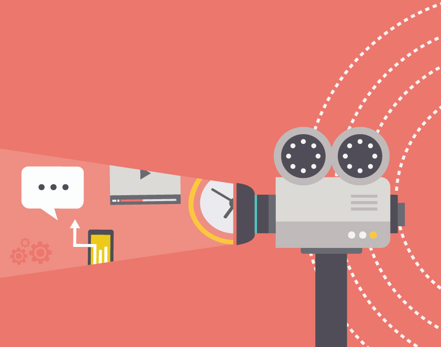 How franchises can use video to promote their brand