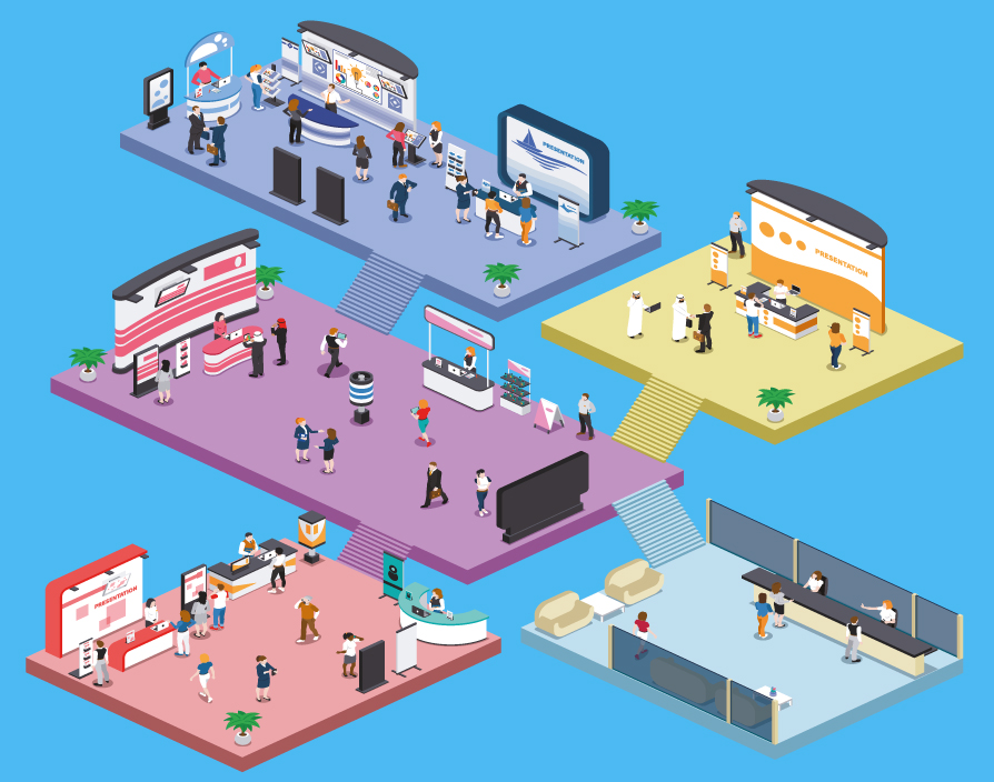 Is there still value in showcasing your franchise at an exhibition?