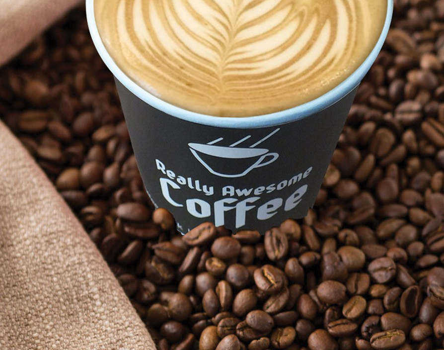 Kevin Haswell is brewing success with every cup through his franchise Really Awesome Coffee
