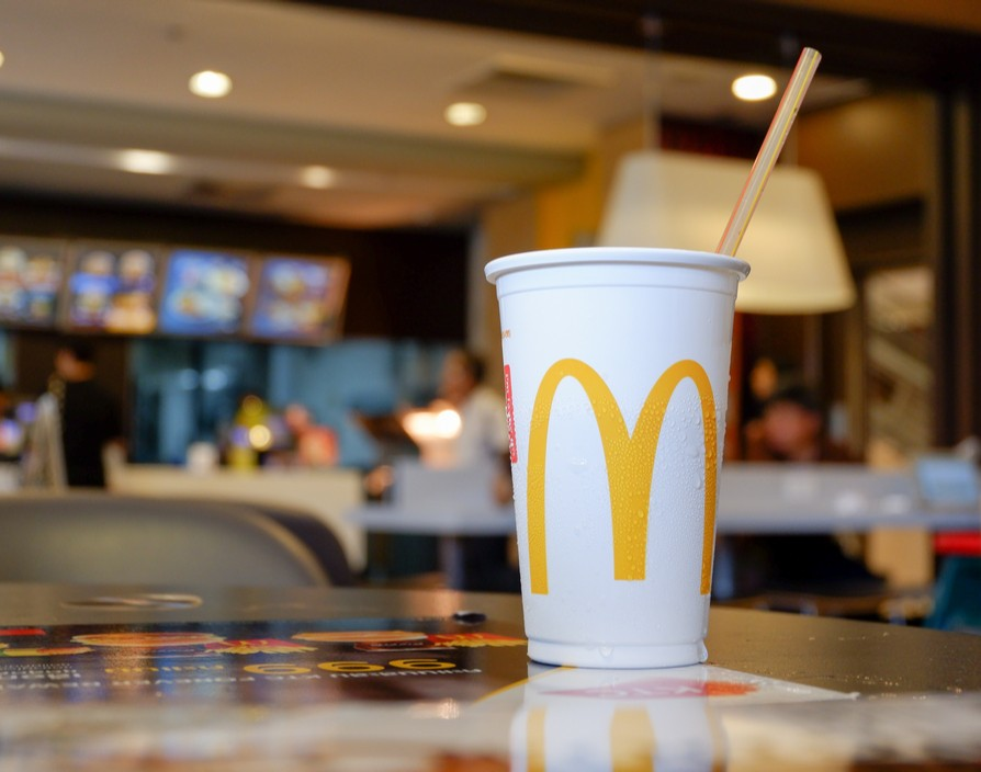 McDonald's criticised by customers for switching from plastic to paper straws