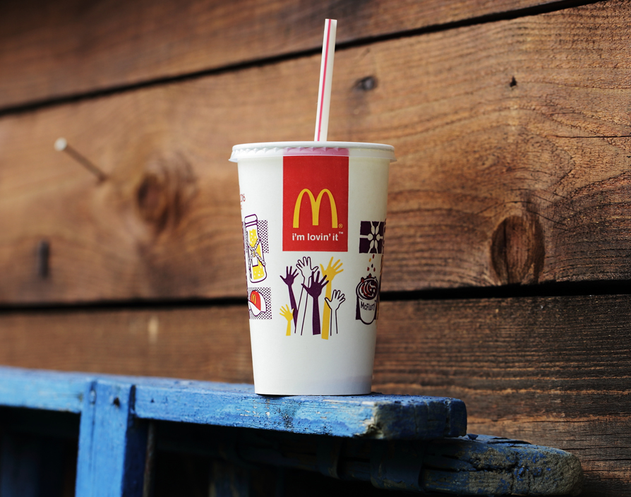 McDonald's will make all its packaging from renewable materials by 2025