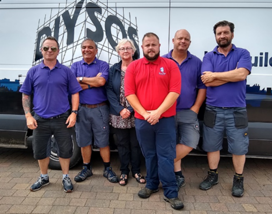 Drain Doctor Bristol lends helping hand to DIY SOS for third time
