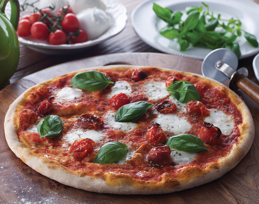 Pizza franchise Basilico is delivering fresh Italian flavours