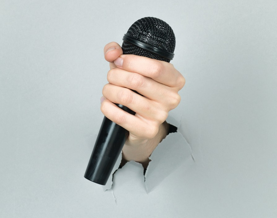 Public speaking helps franchises find their voice