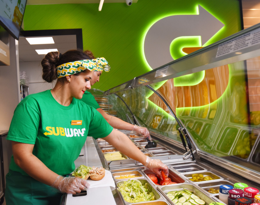 Sandwich store chain Subway is a proven success story