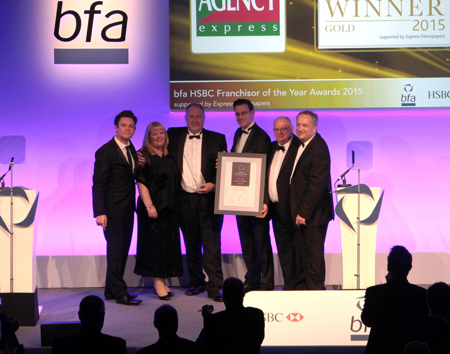 Search begins for bfa HSBC Franchisor of the Year