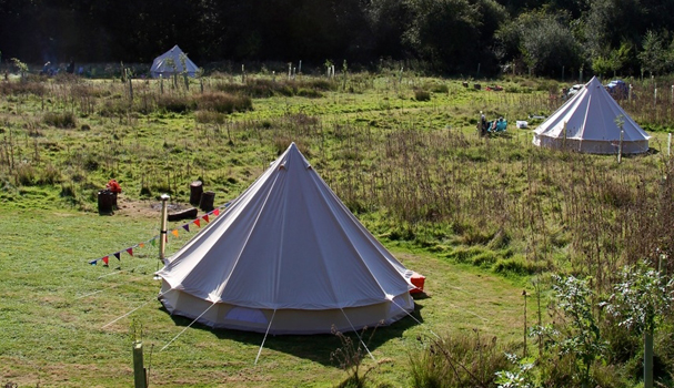 The Secret Campsite looks to franchise nationwide