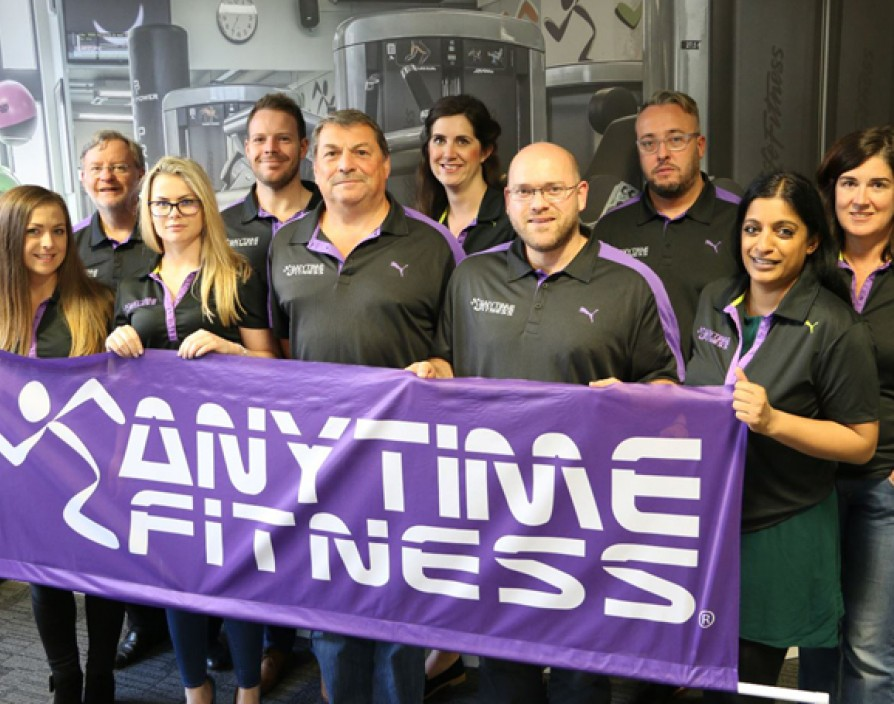 Six new hires for Anytime Fitness