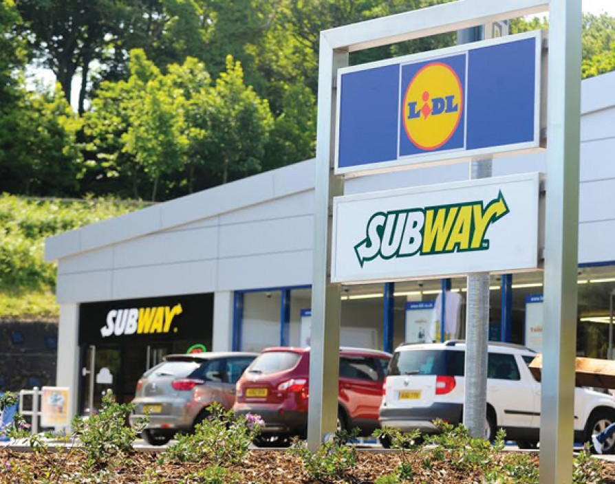 Subway celebrates 500 non-traditional stores in UK