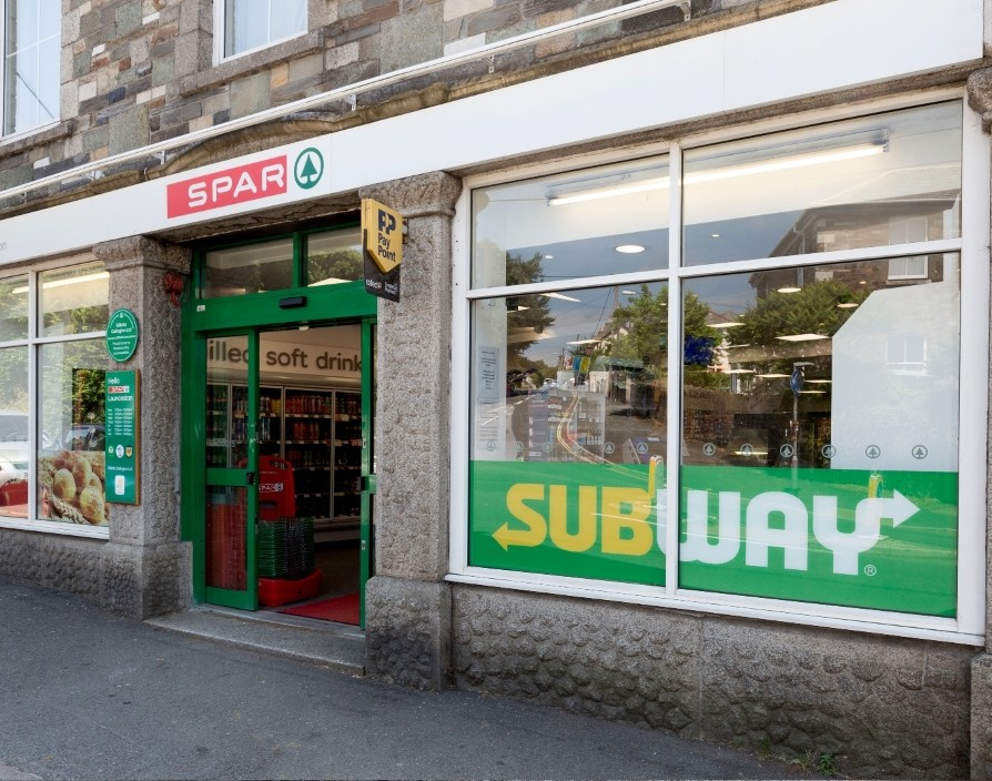 Subway sets up shop inside SPAR stores to take the south west by storm