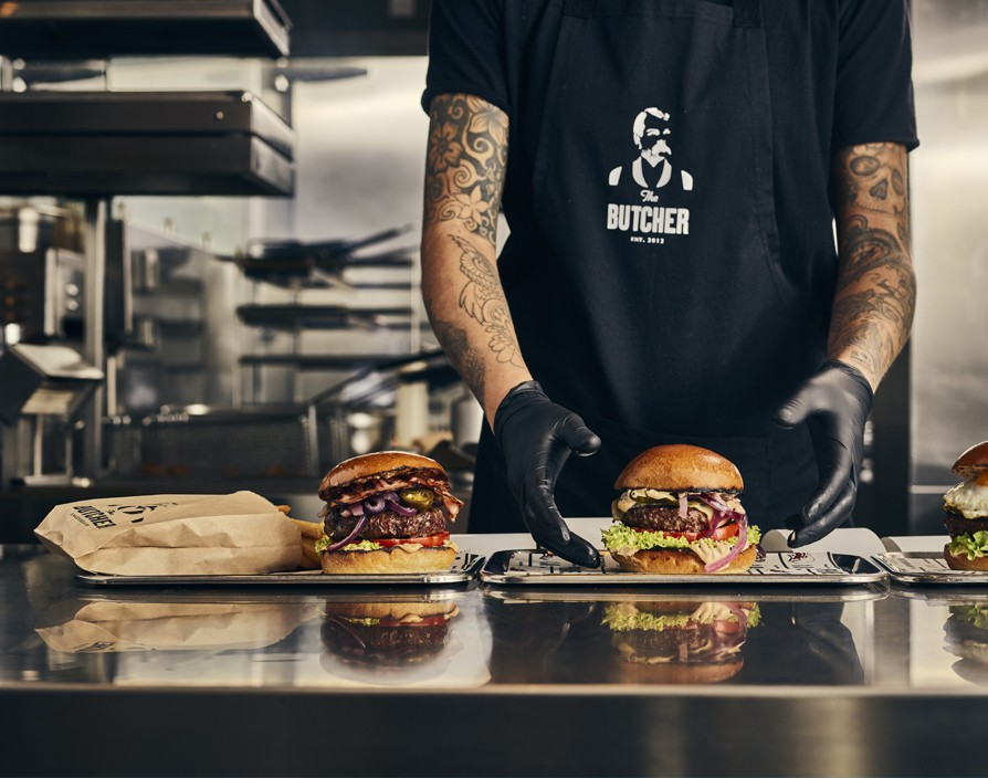 "The Butcher is bringing ""bloody delicious burgers"" to Blighty"