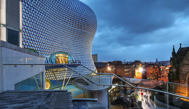 The National Franchise Exhibition is back in Brum