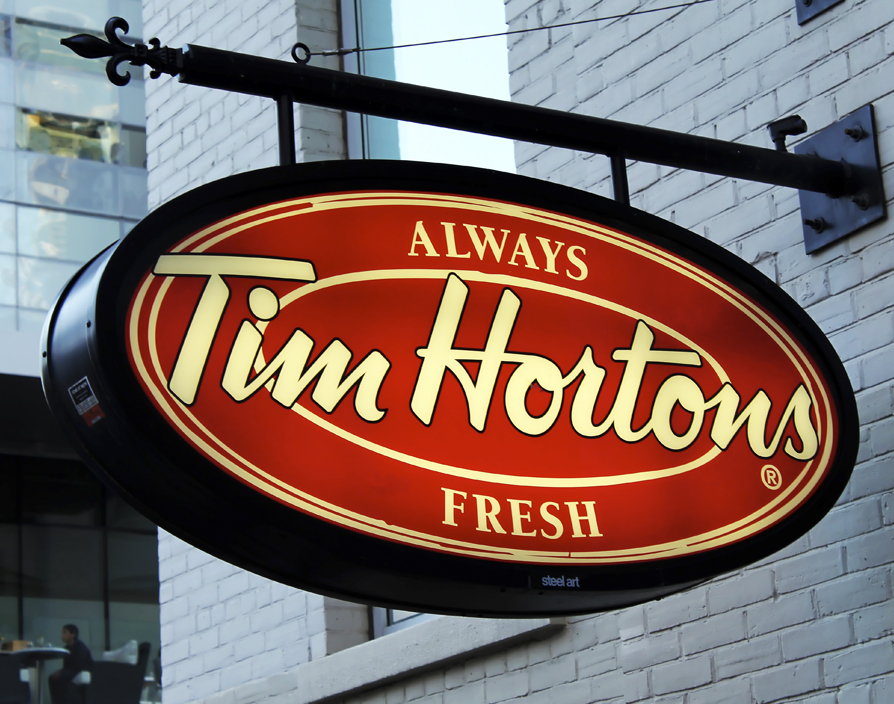 Tim Hortons is coming to the UK
