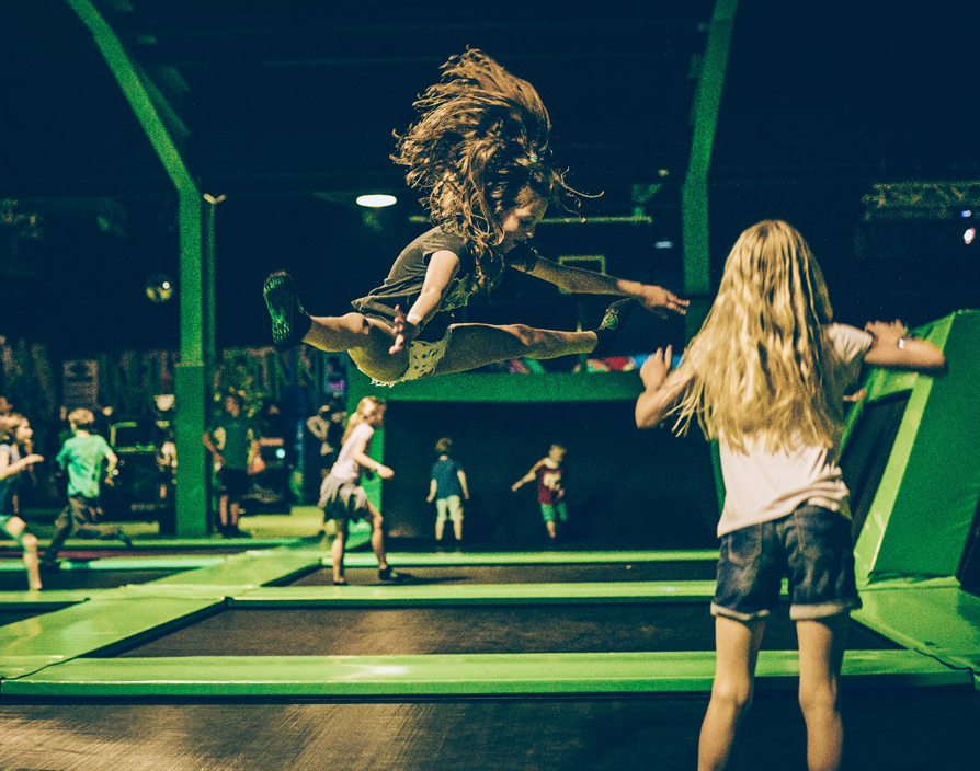 Trampoline park franchise Flip Out aims to double its size by 2022