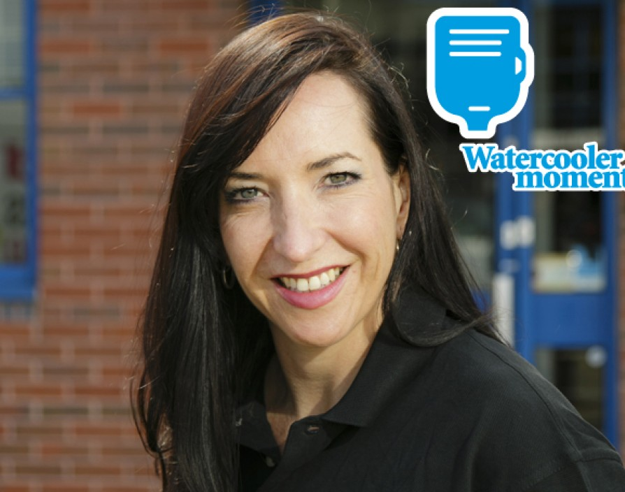 A watercooler moment with... Kate Lester