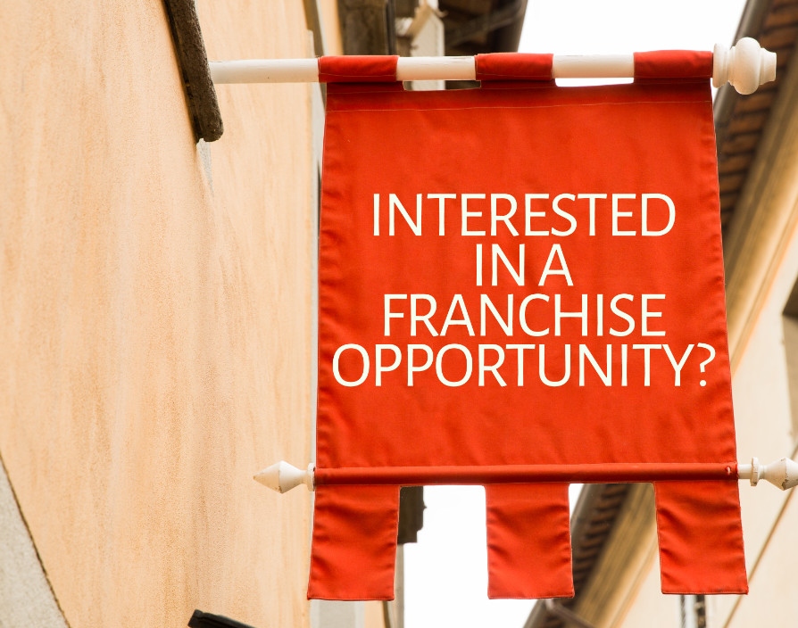 What are the different types of franchise available?