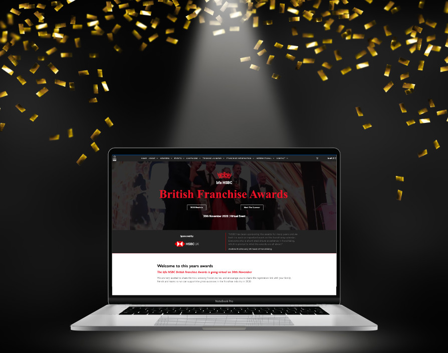 Winners announced for the BFA HSBC British Franchise Awards in first ever virtual ceremony