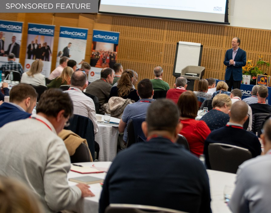 Top business guru joins ActionCOACH UK