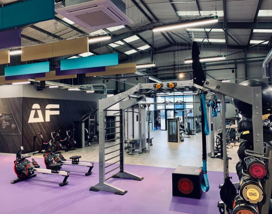 No standing still for Anytime Fitness UK