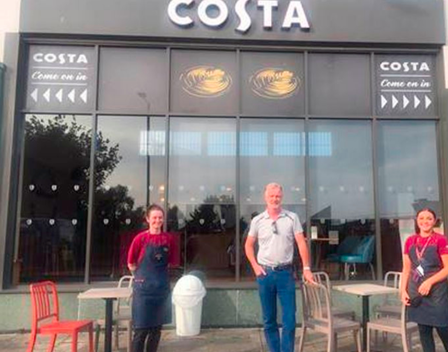 Coffeepots secure significant HSBC funding