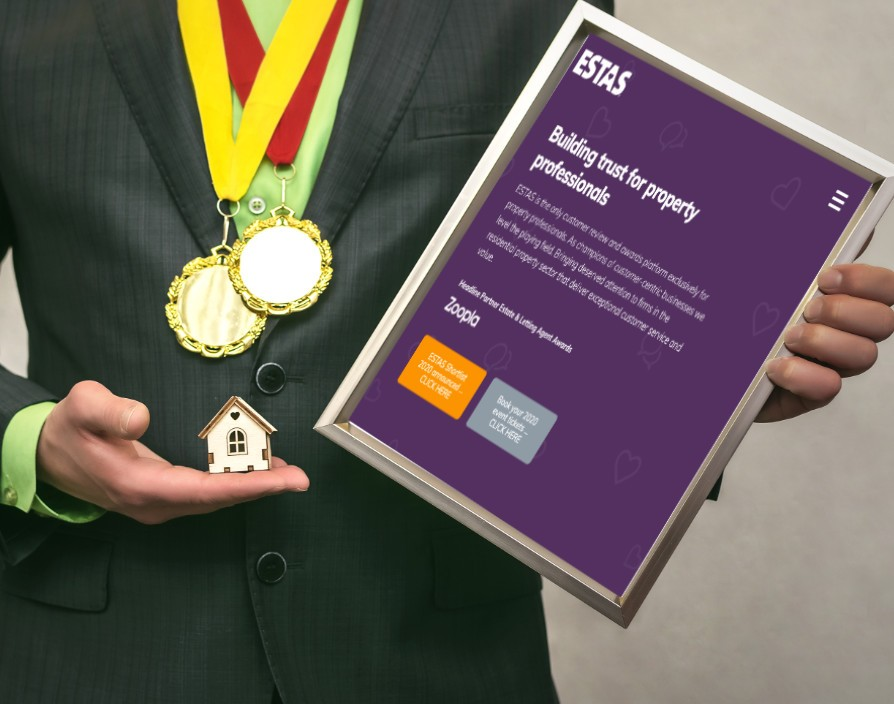 Agency Express shortlisted for ESTAS 'Supplier of the Year' in 7th consecutive year