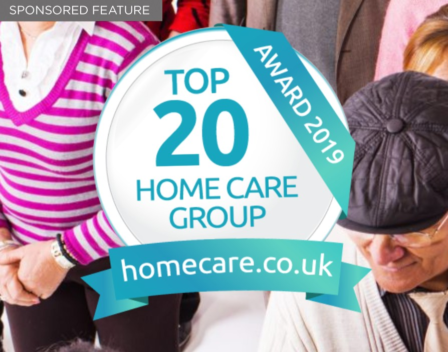 Home Instead ranked No. 1 for home care, again!